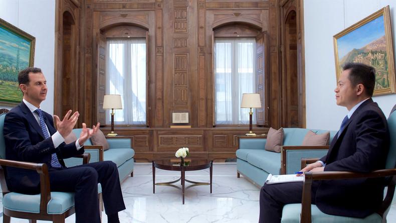 Assad : en décernant un Oscar aux «Casques Blancs», l'Occident récompense Al-Qaïda