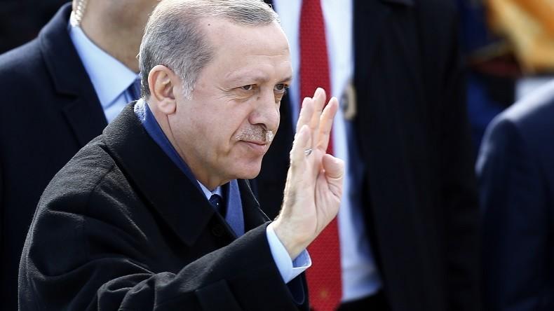 Outré d'être qualifié de «dictateur», Erdogan persiste et signe sur les «pratiques nazies» de l'UE