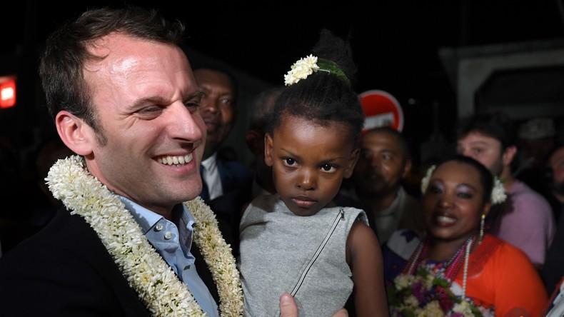 La Guyane, une «île» ? La science géographique de Macron à nouveau visée par les critiques