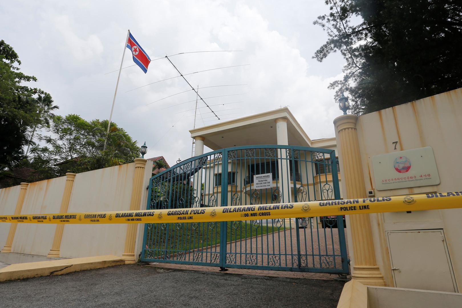 Kuala Lumpur interdit à son tour aux ressortissants nord-coréens de quitter le pays