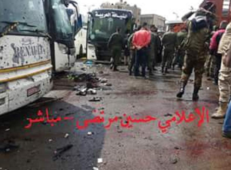 Syrie : plusieurs dizaines de morts dans un double attentat à Damas
