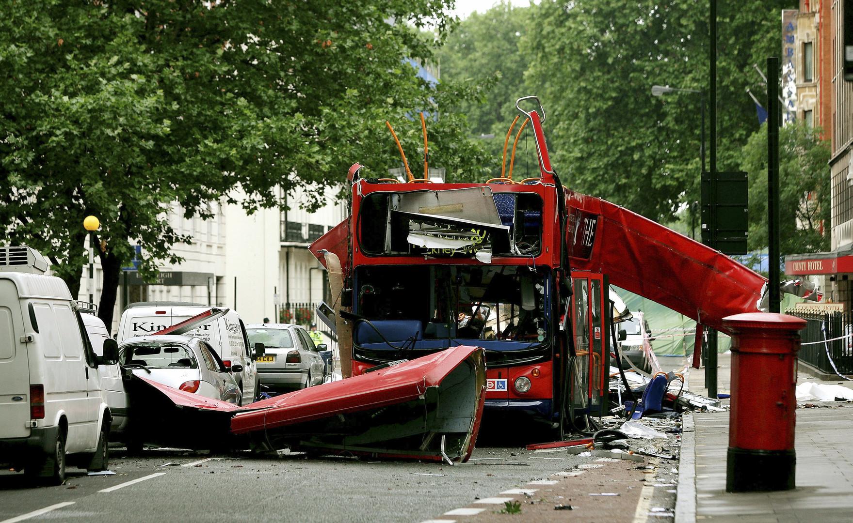 Cinq attaques meurtrières qui ont secoué le Royaume-Uni depuis 2005 (PHOTOS)