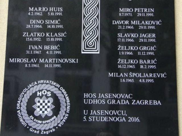 Les juifs et Serbes de Croatie boycottent la commémoration à «l'Auschwitz croate»