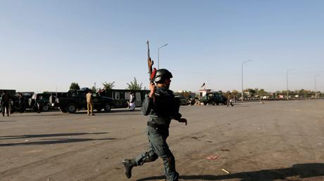 Un policier afghan (photo d'archive)