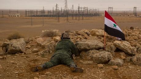 Palmyre a été libérée de Daesh