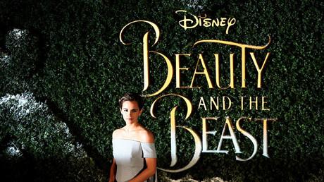 L'actrice Emma Watson, lors d'un événement faisant la promotion du film «La Belle et la Bête»