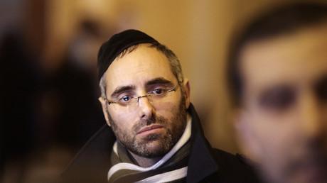 Benjamin Amsellem, professeur juif agressé