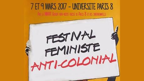 Le collectif Nmxr organise un festival «non mixte et racisé» à l'université de paris VIII, capture d'écran Twitter @NMXRP8