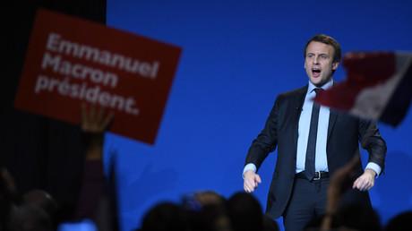 Soupçons de favoritisme autour d'une soirée de Macron à Las Vegas avec des chefs d'entreprise