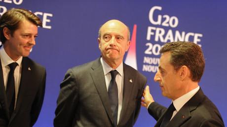 Alain Juppé : «Sarkozy a cherché à contrôler le parti» pour «caser Baroin»