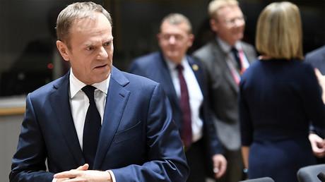 Conseil européen : le polonais Donald Tusk réélu président, son pays dénonce un «diktat de Berlin»