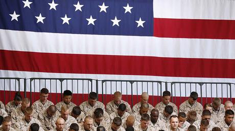 Le scandale des photos nues s'étendrait au-delà des Marines US, la Défense promet de sévir