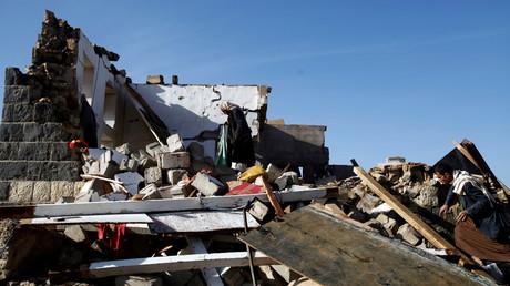 Yémen : 26 personnes, dont six civils, tuées dans une frappe de la coalition arabe