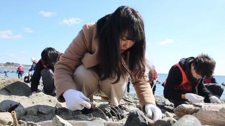 La recherche des disparus de Fukushima se poursuit au Japon