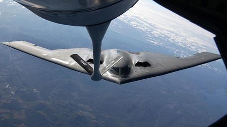 Bombardier de l'armée de l'air américaine B-2
