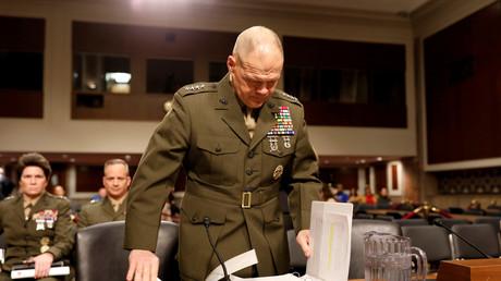 Le chef des Marines sous le feu des critiques après le scandale des photos de soldates dénudées