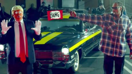 Snoop Dogg tire en direction de Donald Trump dans un clip et crée la polémique