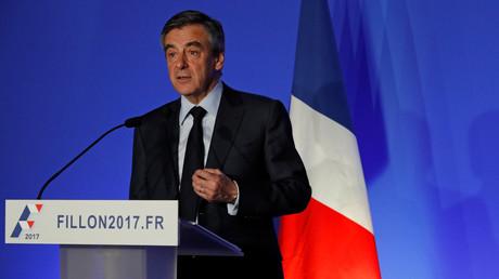 François Fillon intensifie sa campagne dans le Vaucluse