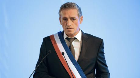 Le maire de Montpellier Philippe Saurel