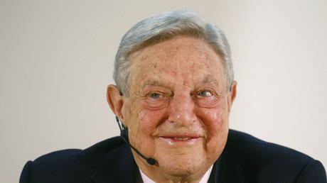 Avec l'Open Society, George Soros est accusé d'imposer ses opinions dans la société civile
