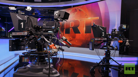 Studio de RT News