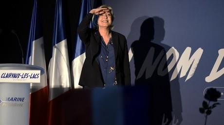 La popularité de Marine Le Pen sous-estimée par les médias ?