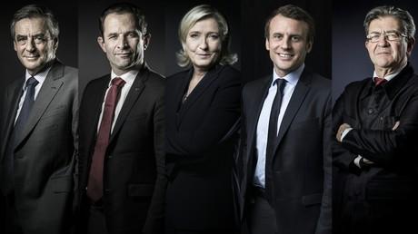 TF1 organise ce 20 mars à 21 heures le premier débat avant le premier tour entre 5 candidats à la présidentielle
