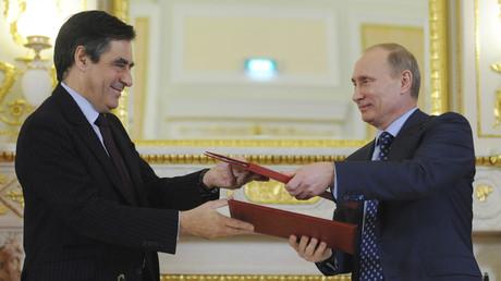 Fillon accusé d'avoir touché 50 000 dollars pour l'organisation d'une réunion d'affaire avec Poutine