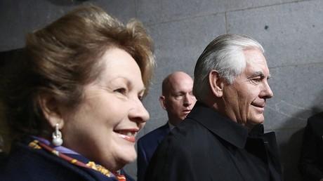 Le secrétaire d'Etat américain avoue : «Je ne voulais pas du poste, c'est ma femme qui m'a persuadé»