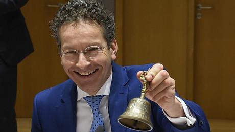 Jeroen Dijsselbloem, le chef de l'Eurogroupe