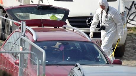 Le conducteur qui a foncé sur la foule à Anvers serait en «cellule de dégrisement»