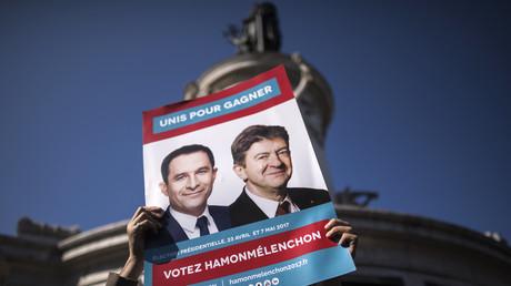 Une alliance entre Jean-Luc Mélenchon et Benoît Hamon permettrait-elle à l'un d'eux d'accéder au second tour ?