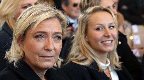 En cas de victoire, Marine Le Pen ne nommerait pas Marion Maréchal-Le Pen au gouvernement