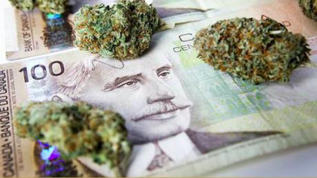 Une pluie de dollars pour certaines entreprises canadiennes grâce à la légalisation du cannabis ?