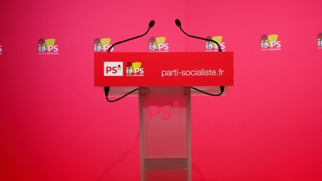 Au QG du Parti socialiste, rue de Solférino