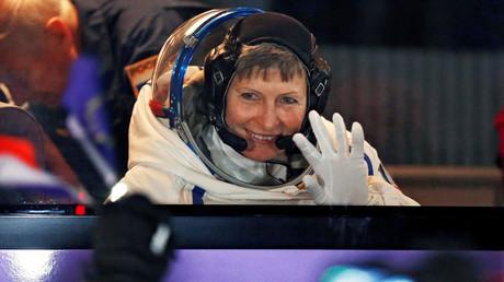 L'astronaute américaine Peggy Whitson bat le record de sorties dans l'espace