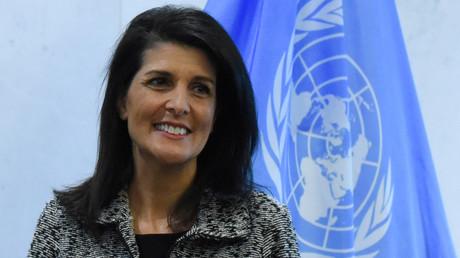 L'ambassadrice américaine auprès de l'Onu a fait une annonce qui marque une rupture de taille avec la diplomatie de la précédente administration au regard de la Syrie