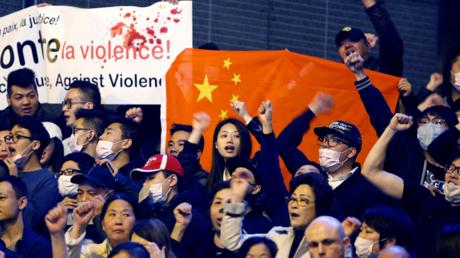 Un document de la DGSI révèle que les réseaux mafieux chinois et le gouvernement de Pékin tenteraient de récupérer à leur avantage le mouvement de protestation de la communauté asiatique à Paris après la mort de Shaoyo Liu