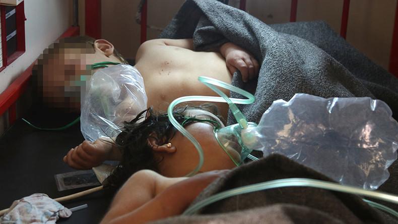 Moscou et Damas démentent être à l'origine de l'attaque chimique à Idlib en Syrie