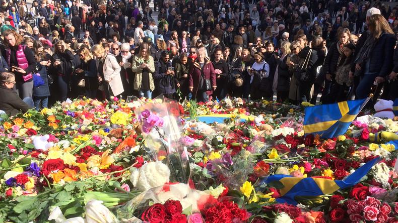 Stockholm : le terroriste, un migrant dont la demande d'asile a été refusée, «satisfait» de son acte