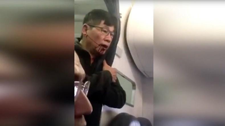 Après l'expulsion violente d'un passager, United Airlines en prend pour son grade sur Twitter