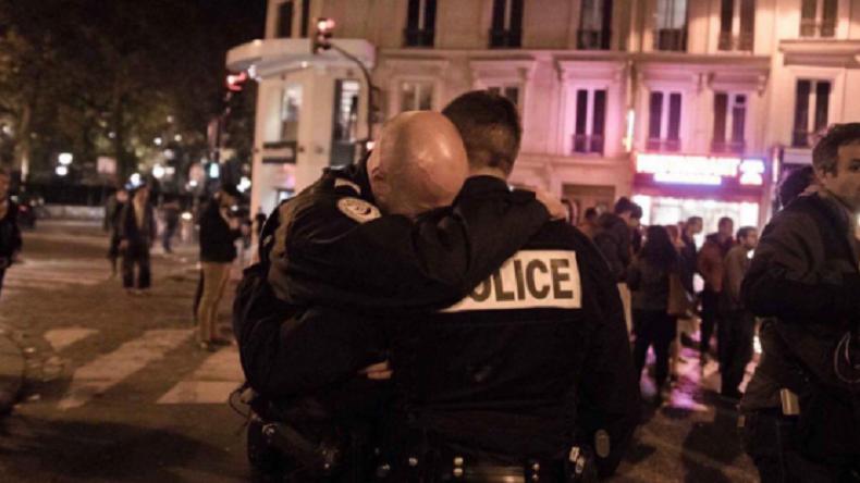 Attentats Paris Hommages