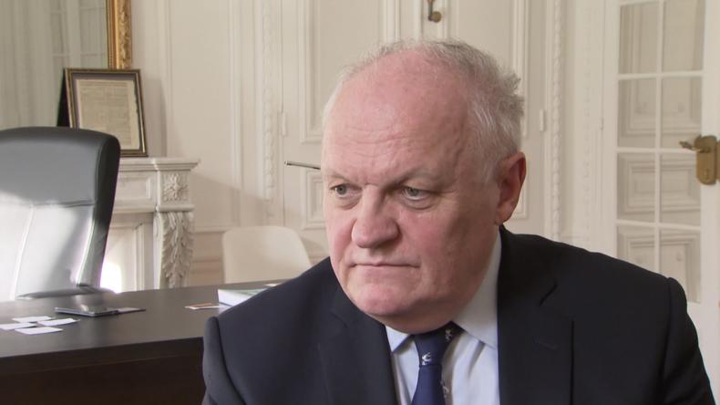 Asselineau sur la présidentielle : «La France est en train de foncer vers le désastre»