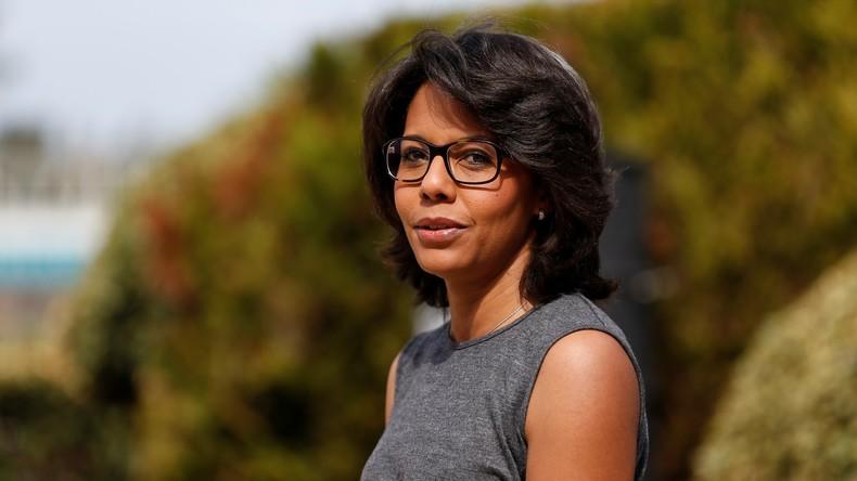 Audrey Pulvar aurait été suspendue de CNews après avoir signé une pétition anti-FN