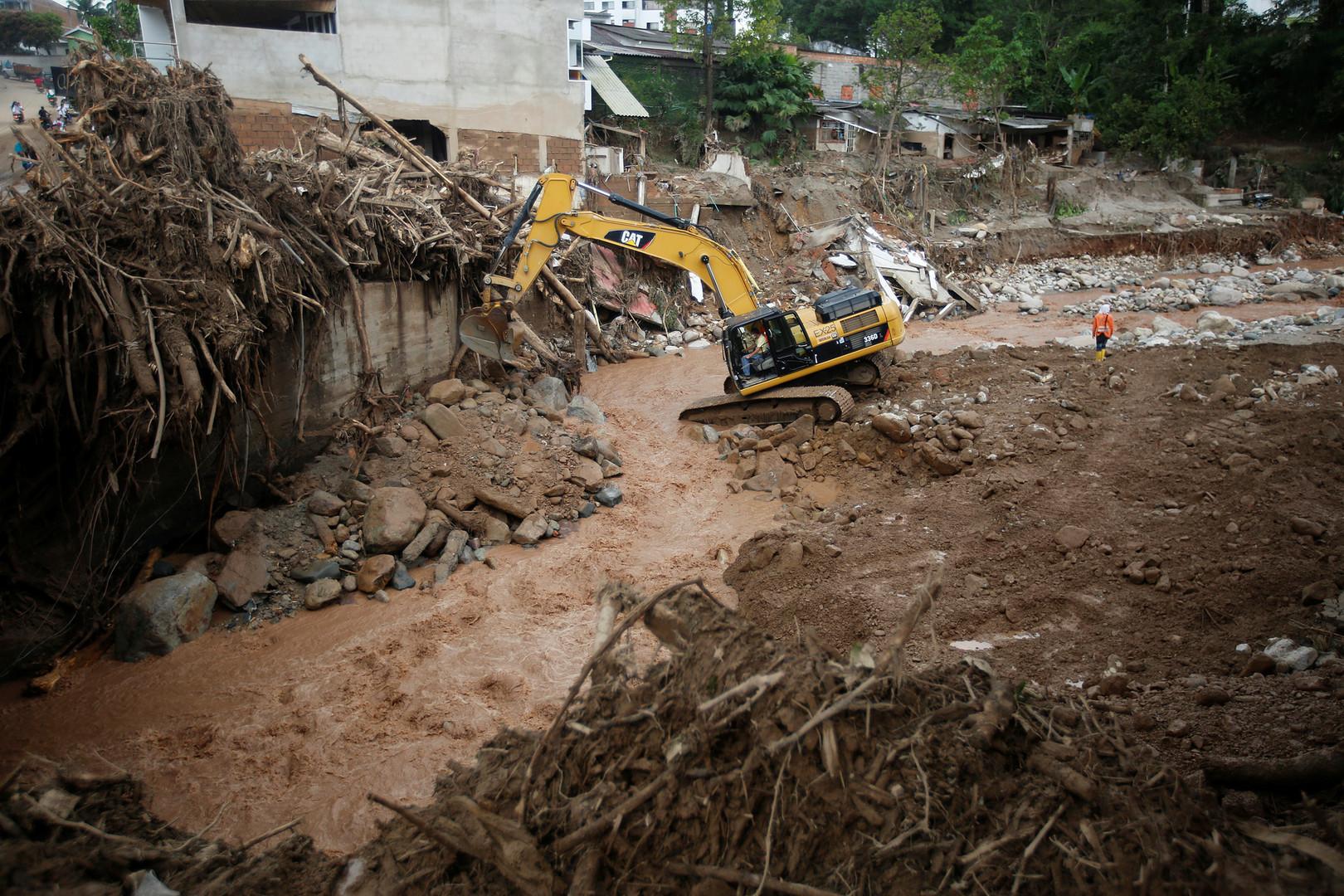 Coulée de boue en Colombie : le bilan s'alourdit à 254 morts, dont 43 enfants (IMAGES)