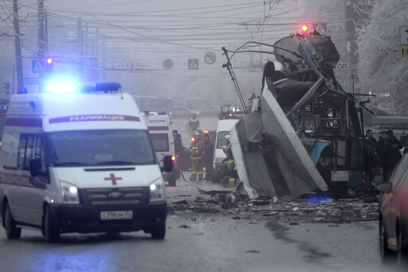 Les cinq derniers attentats ayant frappé la Russie (IMAGES)
