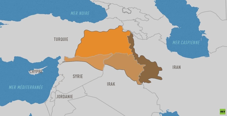 Un référendum sur l'indépendance du Kurdistan irakien pourrait être organisé en 2017