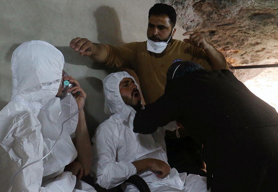 Le Conseil de sécurité réuni en urgence après la contamination chimique en Syrie
