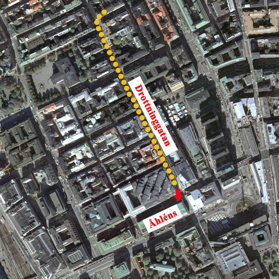 Ce que l'on sait de l'attentat au camion à Stockholm, qui a fait quatre morts et 15 blessés