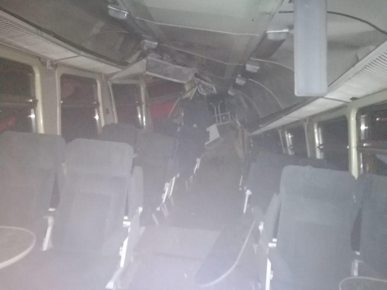 Des dizaines de blessés dans une collision entre deux trains à Moscou (PHOTOS, VIDEOS)